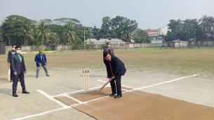 ভোলায় বঙ্গবন্ধু টি-টোয়েন্টি ক্রিকেট প্রতিযোগিতার উদ্বোধন